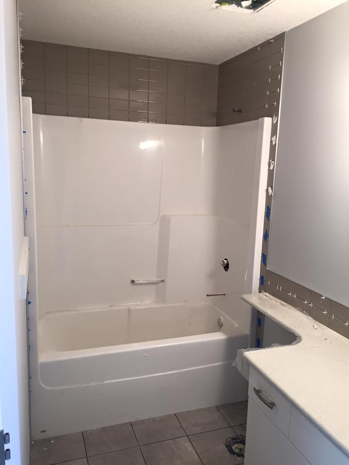 Shower/Tub Surrounds | The Tile Installations Specialists